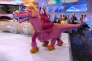 "LIGHT DRAGON in the television show ""DESHEVO I SERDITO"""
